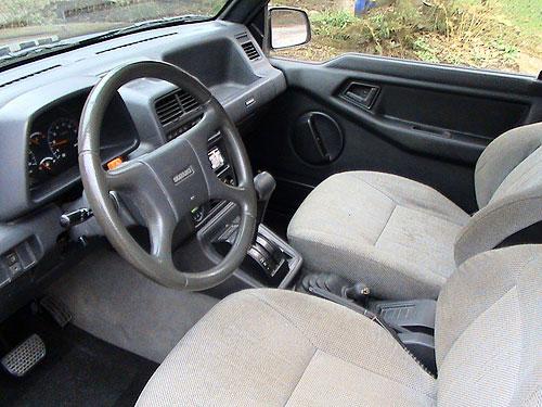 Suzuki Vitara Cab