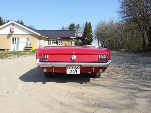 1966 Mustang Cov.