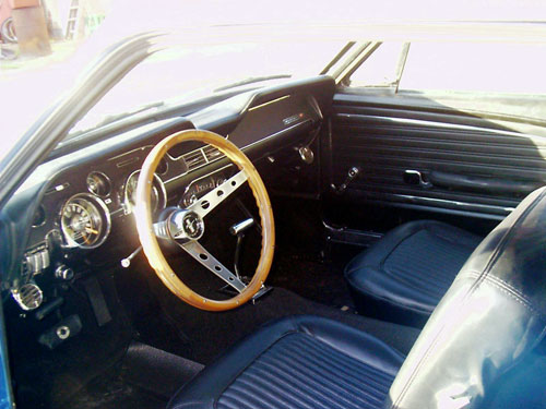 1968 Coupe H.T