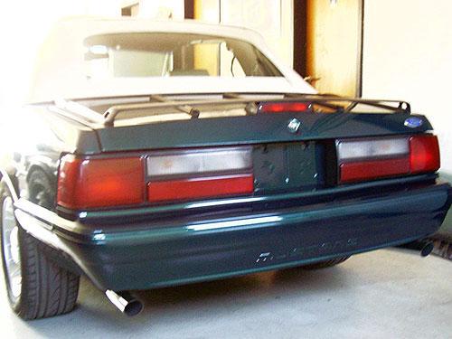 1990 Mustang Cabriolet
